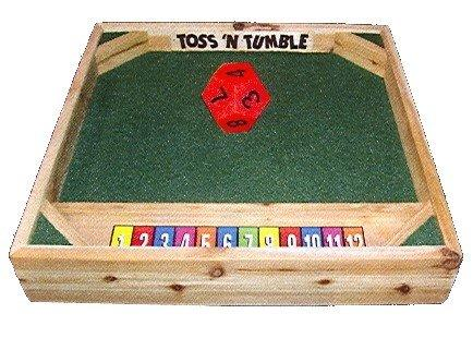 Toss N Tumble Carnival Game Rental