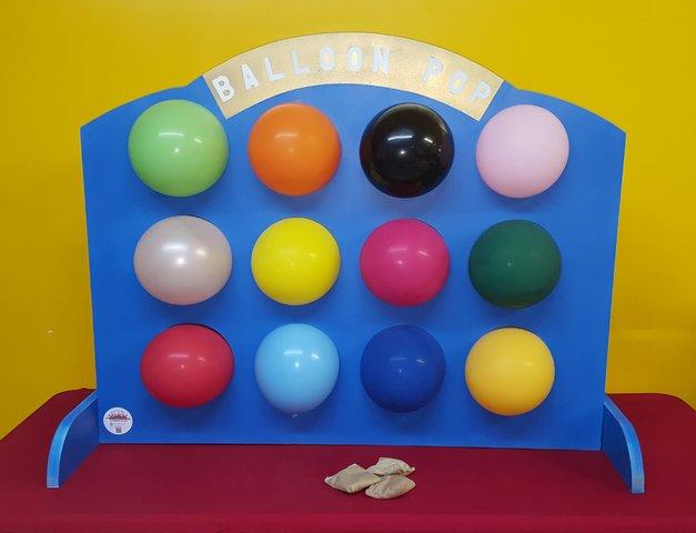 Dartless Balloon Pop Carnival Game Rental