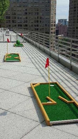 9 Hole Mini Golf Set