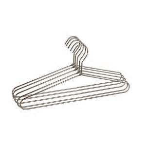 Chrome Hangers (set of 30)