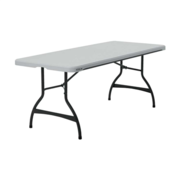6ft Long Banquet Table