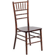 Fruitwood Chiavari Chair Rental