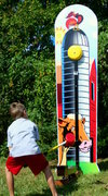 Mini Hi-Striker Carnival Game (4pts)