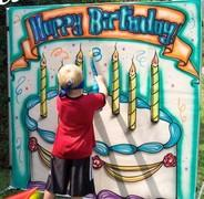 Pin the Candle Carnival Game (3pts)