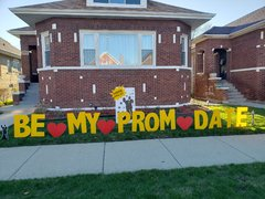 Be My Prom Date? (Promposal) (s)