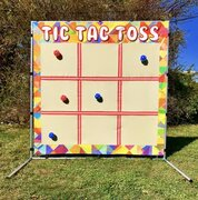 Tic Tac Toe Carnival Game (3pts)
