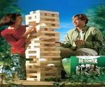Giant Jenga (2pts)