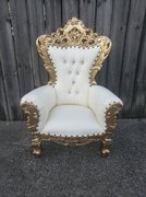 Toddler Throne / Kid Throne Chair