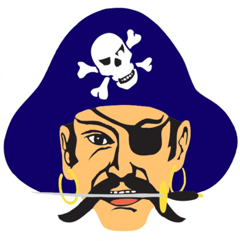 Pirates Yard Signs