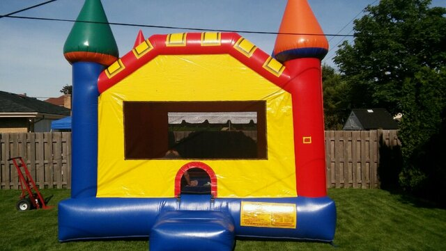 Bouncy Castle Bounce House Rentals Chicago