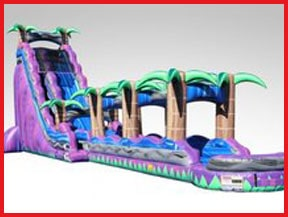 27ft Purple Crush Slide