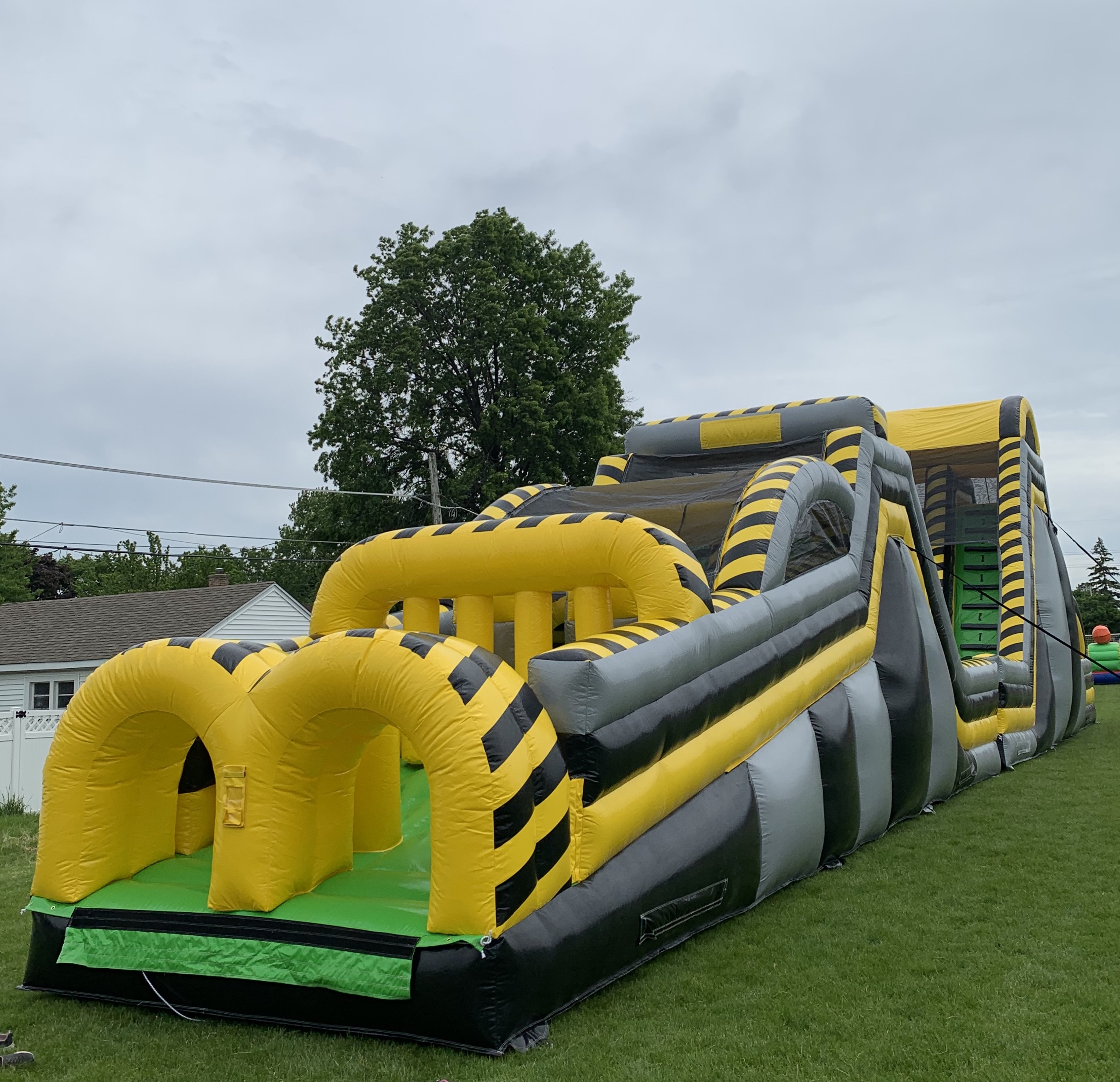 Obstacle Course Rentals Chicago