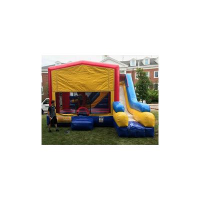 Bounce House with Slide Rentals Darien IL