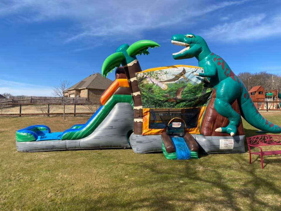 Carol Stream Bounce House with Slide Rentals