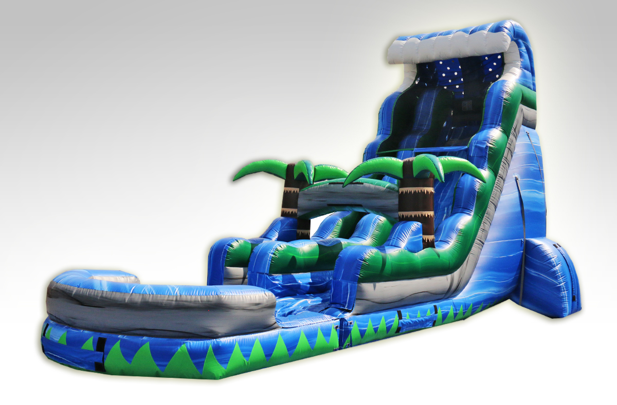 Elmhurst IL Water Slide with pool rentals