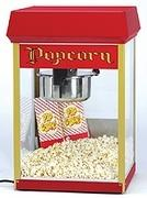 Popcorn Machine No Cart