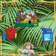 Dinosaur Party Pack