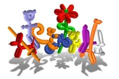 Balloon Twister 175.00 an hour 2 hour minimum