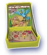 Earthworm Round Up Carnival Game