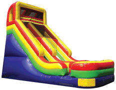 Dry 21'  Inflatable SLIDE  DRY only
