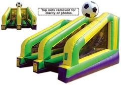 PK Inflatable Soccer Shootout