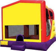 4-1 Bounce House Slide Combo