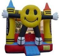 4-HAPPY-FACE-BOUNCE-HOUSE-14x14