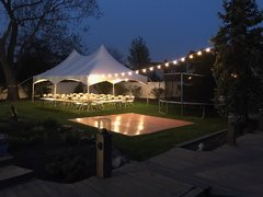 High Peak Frame Tent Party Packages