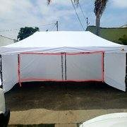 20ft side wall (10x20 POP-UP CANOPY)
