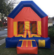 11X11 Fun House Jumper