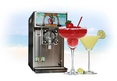 1 Frozen Beverage Machine - Includes 1 Mix, 50 8 oz cups and 1 Margarita Salt