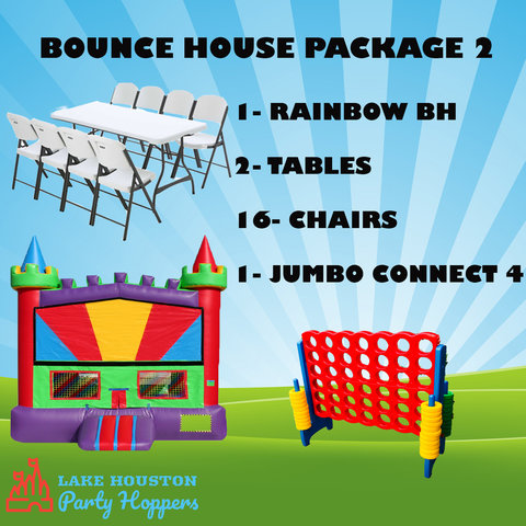 Houston Party Rental Package Deals! Save Now!