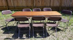 Tables and Chairs Pack (2 Tables-16 Chairs)