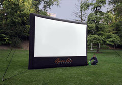 Outdoor Movie Experience