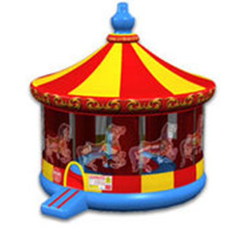 Inflatable Carousel Bounce House Rentals