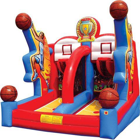 Interactive Shooting Stars Basketball Game Rentals