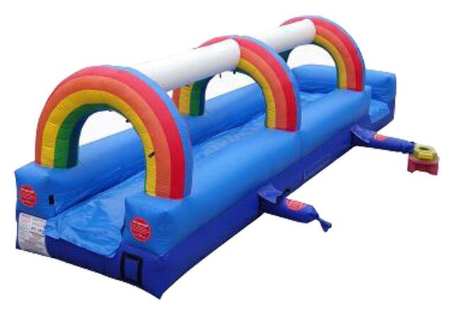 Rainbow Slip n' Slide