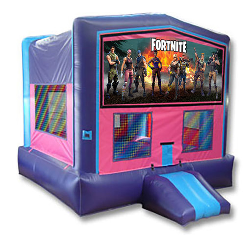 Fortnite Pink Bouncer