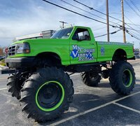 Cousin Vinny's Monster Truck