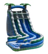 22ft Rocky River Water Slide