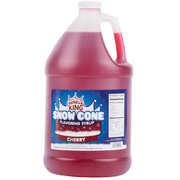 Cherry Snow Cone Mix Kit