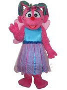 Pink Muppet Costume