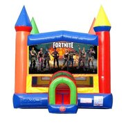 Fortnite Bounce House
