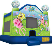 Spongebob Squarepants Bounce House
