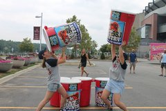 Giant Party Pong