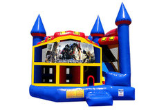 Transformers Blue Castle 5 in 1 Combo