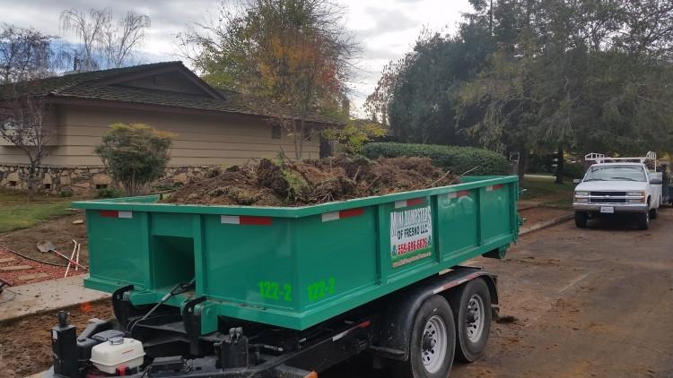 residential dumpster rental visalia ca
