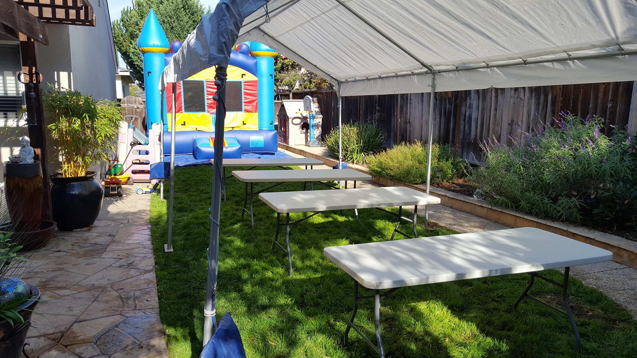 San Jose party rentals