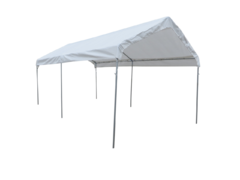 <font color=red><b>10 x 20 Canopy No Walls<br></font><small>Best For About 32 People