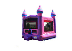 Purplish Modular CastleBest For Ages 2 - 15 | 1 Outlet Needed Actual Size 13 W x 13 L x 15 H